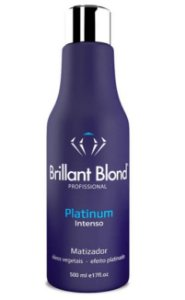 Brillant Blond Matizador Platinum  Intenso - 500ml