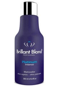 Brillant Blond  Matizador Platinum Intenso - 300ml