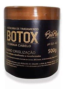 Bbtox Blindagem Dos Fios Desmaia Cabelo 500g