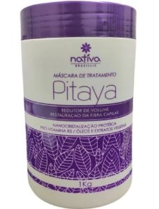 Redutor de volume Máscara de Tratamento Pitaya Nativa 1kg /B.tox sem formol