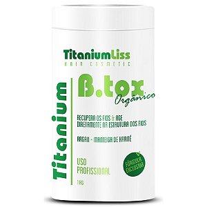 B.tox organica Zero Titanium Liss 1kg