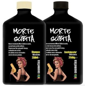 Lola Morte Subita Kit Shampoo 250ml + Condicionador 250g