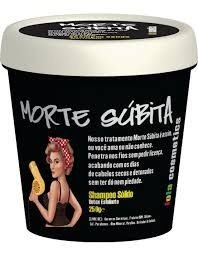 Lola Morte Subita Shampoo Detox Esfoliante 250g