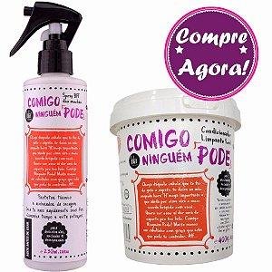 Lola Comigo Ninguem Pode Mascara + Spray BFF