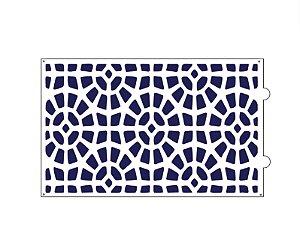 Stencil para bolo-Tiles