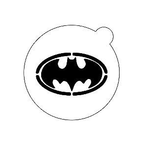 Stencil topo de bolo- Batman