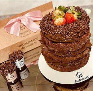 Kit Cake boards personalizados - 15cm