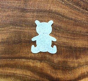 Aplique de papel arroz -Ursinhos