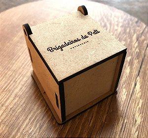 Caixa para um doce - Kit com 5 unidades