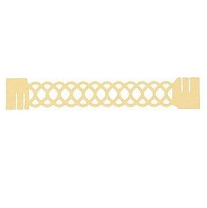 Porta Guardanapo - Wave Ouro