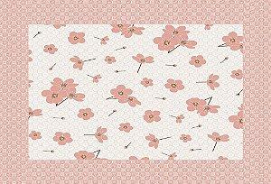 Jogo Americano - Pink Blossom