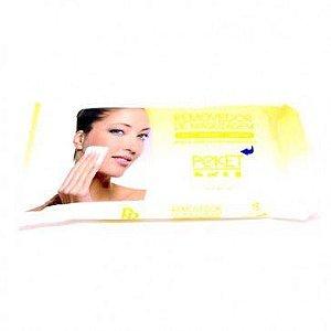 Lenço Removedor De Maquiagens HB 199 Amarelo