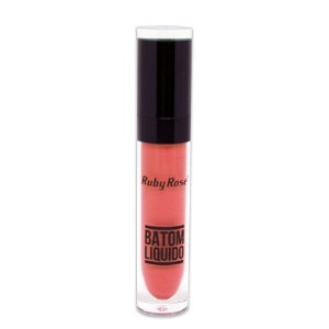 Batom Liquido Matte NEW Ruby Rose HB-8213M - Cor 30