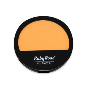 Pó Facial Ruby Rose HB-7206 Cor - 5