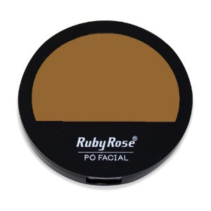 Pó Facial Ruby Rose HB-7206 Cor - 18
