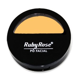 Pó Facial Ruby Rose HB 7200 - Cor - 2