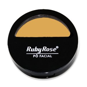 Pó Facial Ruby Rose HB 7200 - Cor - 3
