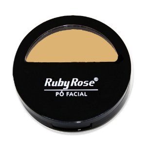 Pó Facial Ruby Rose HB 7200 - Cor - 5
