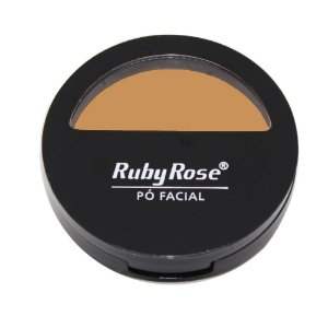 Pó Facial Ruby Rose HB 7200 - Cor - 16