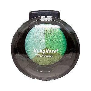 Sombra Mosaico Ruby Rose HB-9346-1