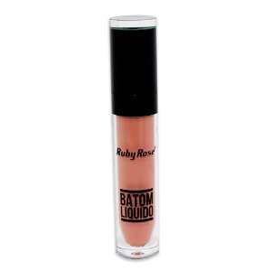Batom Liquido Matte NEW Ruby Rose HB-8213M - Cor 218