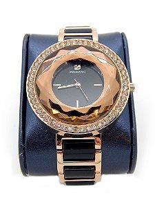 a8824d6b26c Relógio Swarovski Feminino Luxo - Festas - Casamentos