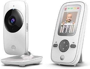 Câmera de Monitoramento COM monitor HD WI-FI e Visão Noturna  MBP481 - babá eletrônica