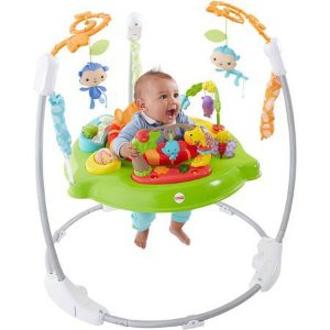 Jumperoo Roarin Rainforest