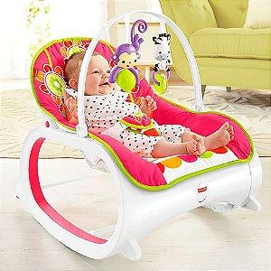 Cadeira de Descanso Infant-to-Toddler Rocker  - Floral Confetti