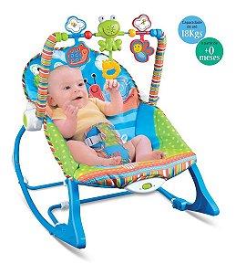 Cadeira de Balanço Minha Infância Sapinho 002