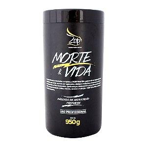 ZAP MASCARA DE HIDRATAÇÃO MORTE E VIDA 950G