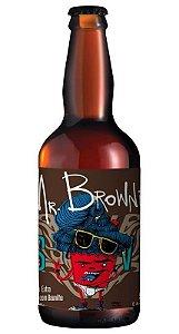 Cerveja Velhas Virgens Mr. Brownie Ale 500ml