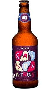 Cerveja Invicta Saison À Trois 500ml