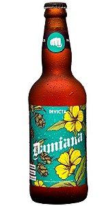 Cerveja Invicta Damiana Bavarian IPA 500ml