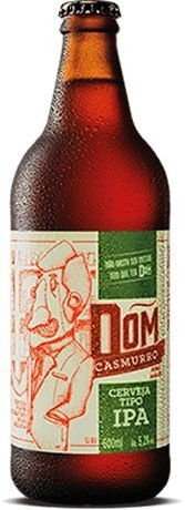 Cerveja Dom Casmurro IPA 600ml