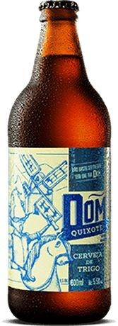 Cerveja Dom Quixote Weizen 600 ml