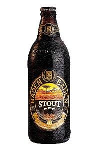 Cerveja Baden Baden Stout 600ml