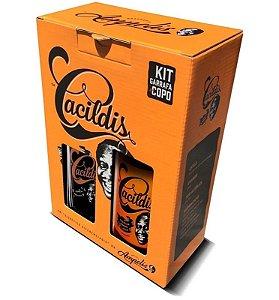 Kit Cerveja Cacildis do Mussum c/ 2 itens
