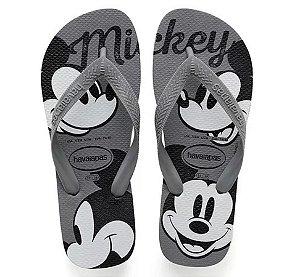 Havaianas Disney | Mickey|Cinza