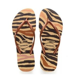 Havaianas Slim Animals | Tigrado|