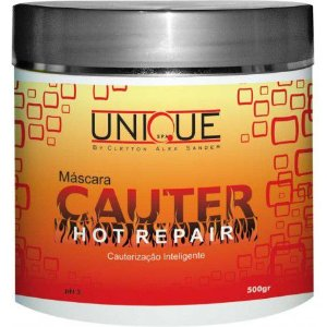 CAUTER MÁSCARA DE CAUTERIZAÇÃO UNIQUE HOT REPAIR