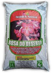 Substrato Rosa do Deserto 14kg