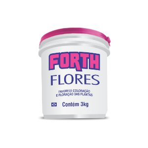 Fertilizante FORTH FLORES - 3kg