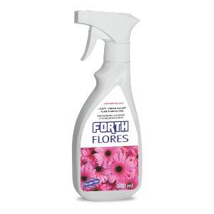 Fertilizante Líquido - FORTH FLORES - Pronto para Uso - 500ml