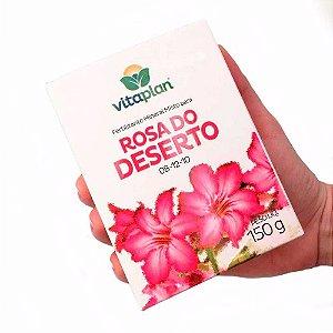 Fertilizante Farelado para Rosas do Deserto - 150g