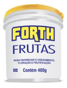 Fertilizante FORTH FRUTAS - 400g
