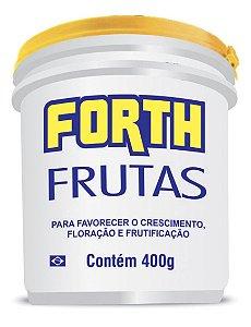 Fertilizante FORTH FRUTAS - 400g