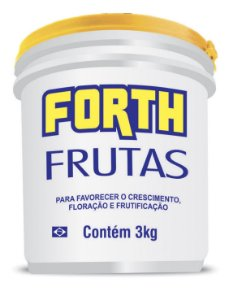 Fertilizante FORTH FRUTAS - 3kg