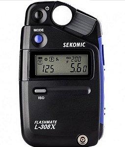 Fotômetro Sekonic L-308x