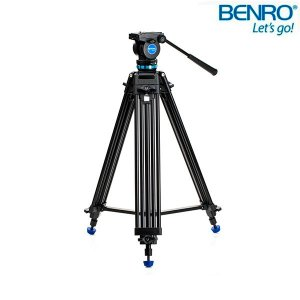 Kit Tripé Vídeo Benro KH25P Original